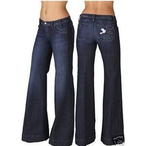 Freedom of Choice • Fillmore Wide Leg Jeans